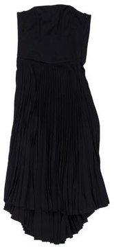 A.F.Vandevorst A.F. Vandevorst Pleated Strapless Dress