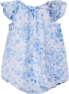 First Impressions Baby Girls Floral-Print Bubble Romper, Created for Macy's