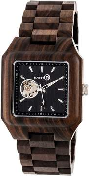 Earth Black Rock Automatic Watch
