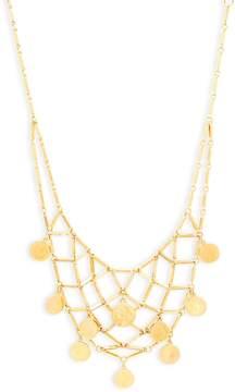 Ben-Amun Women's Gold Coins Necklace