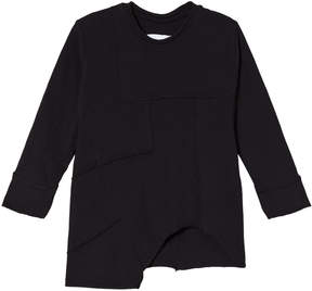 Nununu Black Quilt Shirt