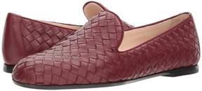 Bottega Veneta Intrecciato Loafer Women's Slip on Shoes