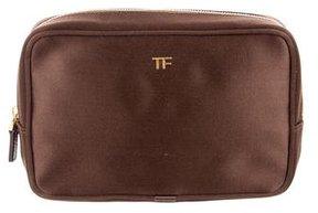 Tom Ford Satin Cosmetic Bag