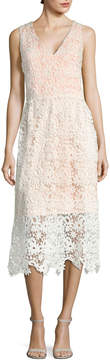 Ava & Aiden Women's Lace Cocktail Dress