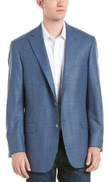 Hart Schaffner Marx Wool-blend Sport Coat.