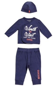 GUESS Take Me Home Set (0-12m)
