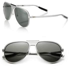 Christian Dior 136/S 59MM Mirror Aviator Sunglasses