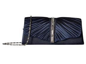 Jessica McClintock Andrea Satin with Stones Handbags