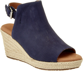 Gentle Souls Katie 2 Leather Wedge Sandal