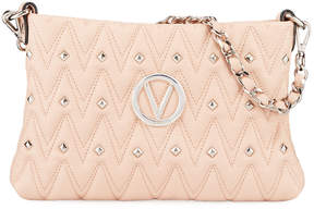 Mario Valentino Valentino By Vanille Sauvage Stud Shoulder Bag