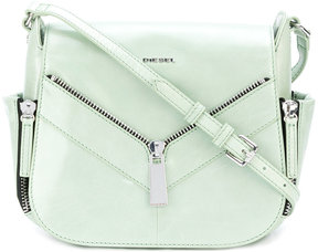 Diesel multi-zips crossbody bag