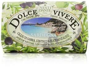 Nesti Dante Dolce Vivere Fine Natural Soap - Sardegna - Myrtle Nectar, Lentiscus & Helycrisum Shrub