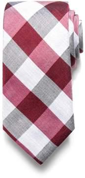 Croft & Barrow Men's Patterned Linen-Blend Tie
