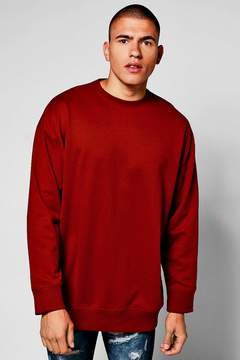 boohoo Lightweight Oversized Sweater