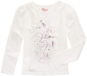 Epic Threads Mix and Match Let The Stars Guide You Graphic-Print Shirt, Little Girls (4-6X), Created for Macy's
