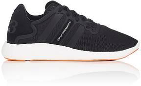 Y-3 Men's Yohji Run Mesh & Suede Sneakers