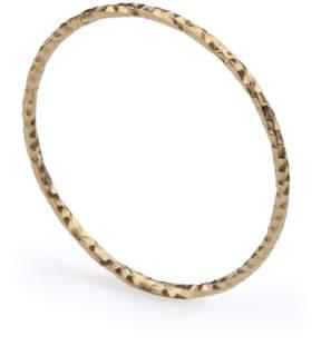 Myia Bonner Gold Ultra Skinny Diamond Stacking Ring