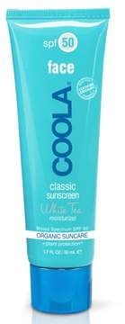 Coola White Tea Sport Face Moisturizer Spf 50