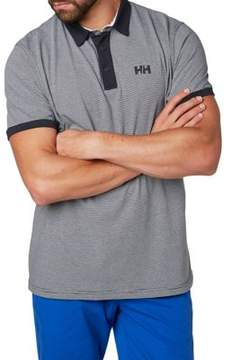 Helly Hansen Sport Leisure Fjord Regular-Fit Cotton-Blend Polo