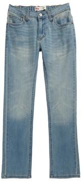 Levi's Boy's Comfort Straight Leg Jeans