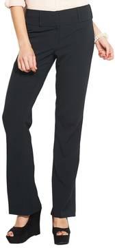 Candies Candie's Juniors' Candie's® Marilyn Side Tab Bootcut Dress Pants