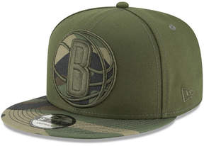 New Era Brooklyn Nets Operation Camo 9FIFTY Snapback Cap