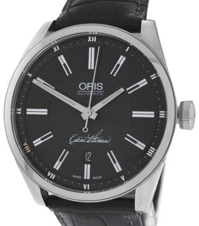 Oris Artix Oscar Peterson 01 733 7642 4084 Stainless Steel Automatic 42mm Mens Watch