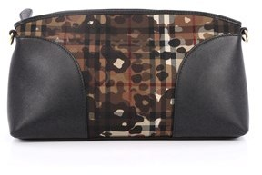 Burberry Pre-owned: Chichester Crossbody Bag Printed Horseferry Canvas Small. - BROWN - STYLE