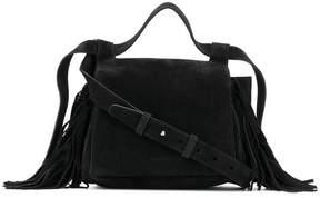 Elena Ghisellini fringe detail shoulder bag