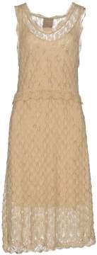 Kristina Ti ENTRE DEUX Knee-length dresses