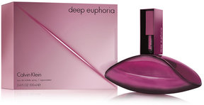 Calvin Klein Deep Euphoria Eau de Toilette Spray, 3.4 oz.