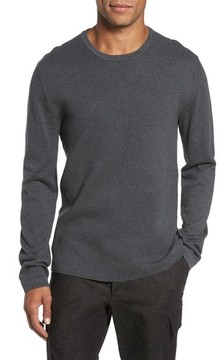 French Connection Men's Milano Front Regular Fit Cotton Sweater