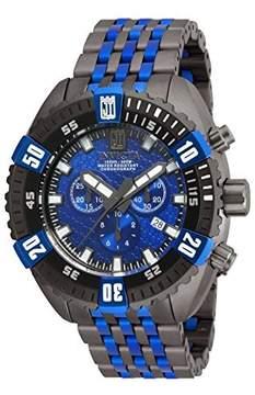 Invicta Men's 50mm Jason Taylor Signature Swiss Chronograph Bracelet Watch 16302