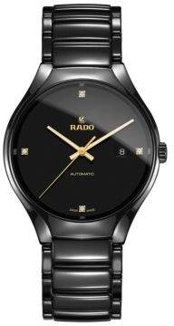 Rado True Automatic Diamonds Round Watch