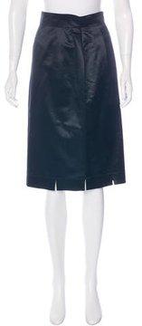 Escada Wool Rock Skirt w/ Tags