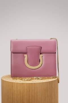 Salvatore Ferragamo Thalia leather crossbody bag
