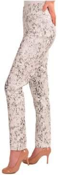 Joseph Ribkoff Lace Python Pant