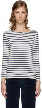 A.P.C. Navy Veronica T-Shirt