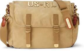 Ralph Lauren Large Canvas Raider Bag