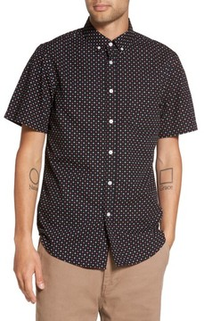 Obey Men's Sterling Woven Shirt