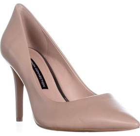 French Connection Rosalie Dress Pumps, Almost Nude.