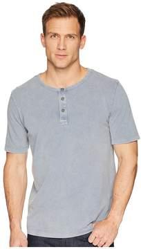 Mod-o-doc Montecito Short Sleeve Henley Men's Short Sleeve Knit