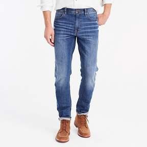 J.Crew Mercantile Stretch Sutton straight-fit jean in Austin wash