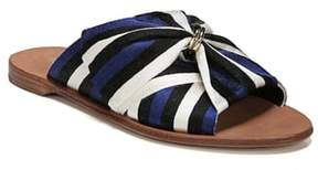 Diane von Furstenberg Bella Asymmetrical Slide Sandal