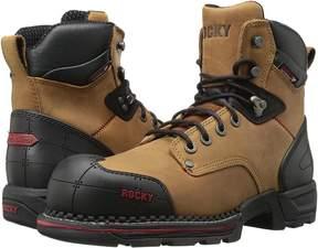 Rocky 6 Workmaxx Comp Toe RVP WP Men's Shoes