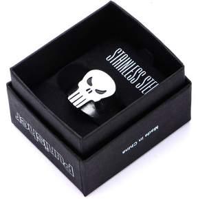 Marvel Punisher Skull Steel Ring