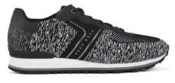 HUGO BOSS Knit Sneaker Parkour Runn Knit 11 Black