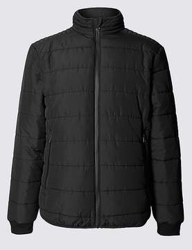 Marks and Spencer Quilted Jacket with StormwearTM