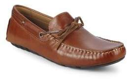 G.H. Bass Wyatt Leather Loafers