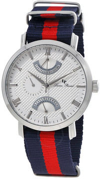 Lucien Piccard Verona Silver Dial Men's Watch